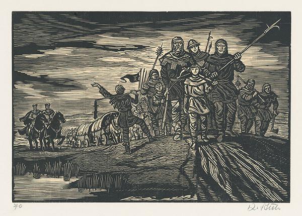 Karel Štěch – Husitský houf