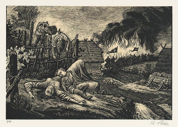 Karel Štěch – Pochod križákú