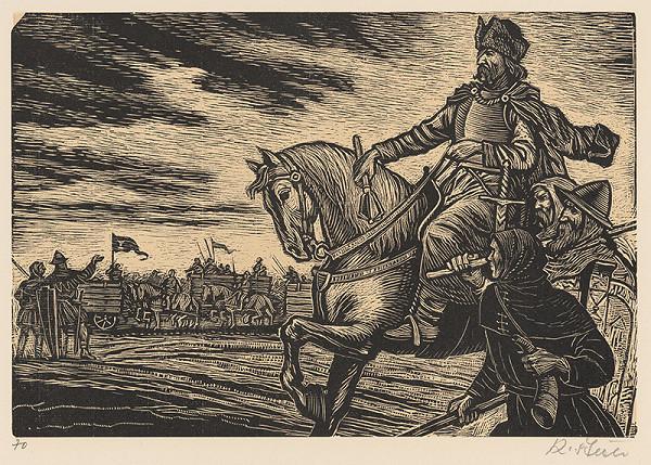 Karel Štěch – Jan Žižka z Trocnova