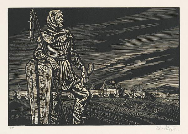 Karel Štěch – Husitská stráž