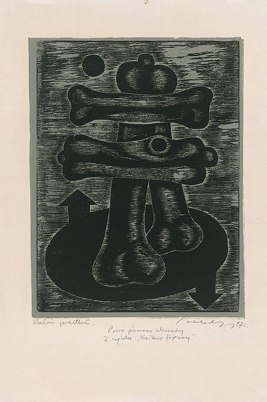 Július Szabó - Prvé písmeno abecedy