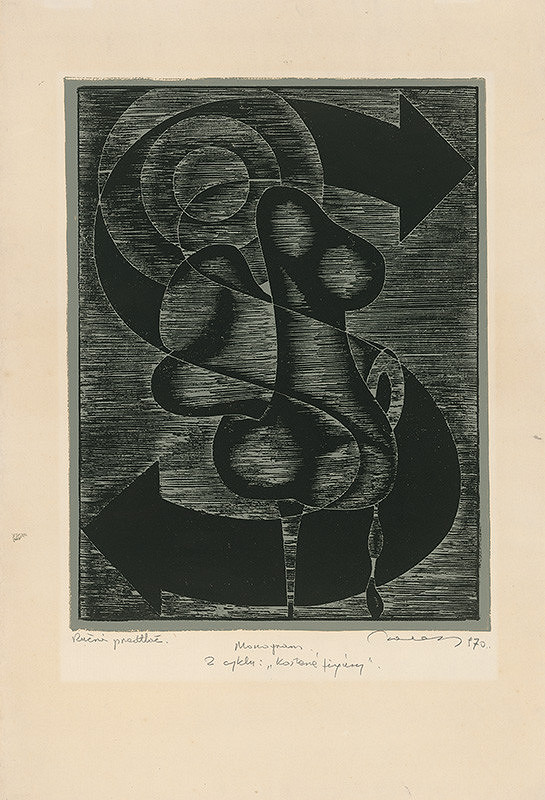 Július Szabó – Monogram