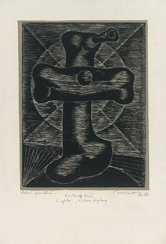 Július Szabó – Kostený kríž