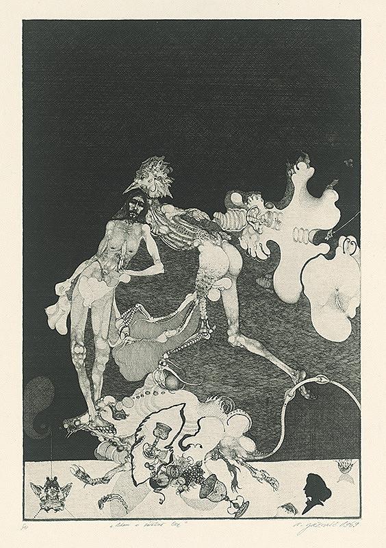 Vladimír Gažovič – Adam a záletná Eva