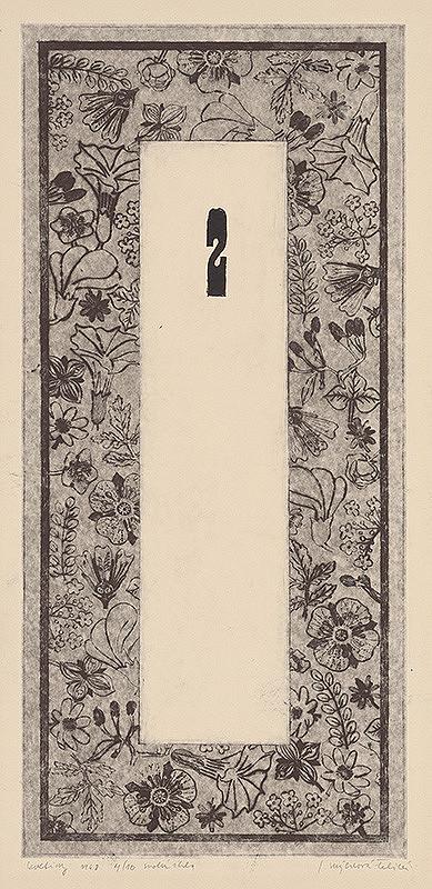 Jana Želibská - Kvetiny 2/a