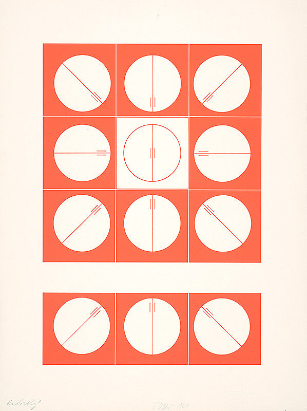 Milan Dobeš – Červené kruhy