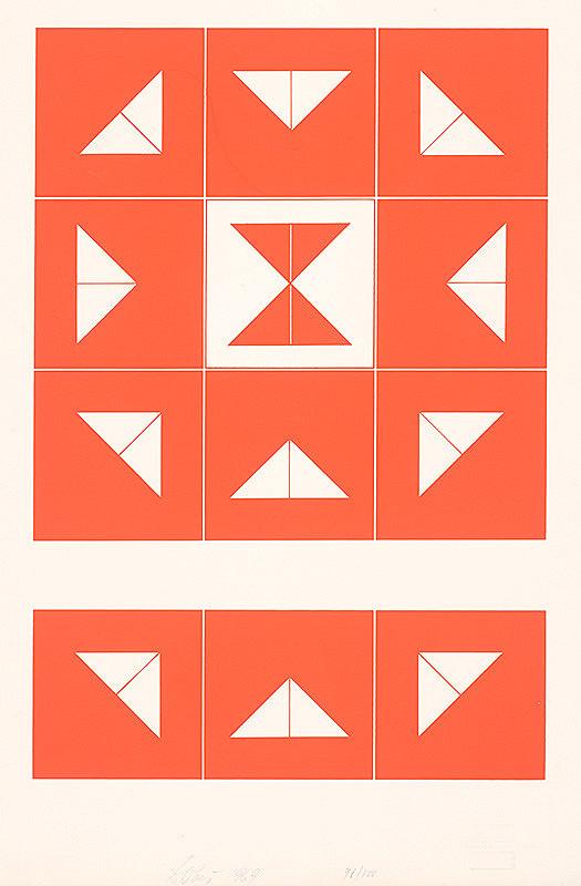 Milan Dobeš – Trojuholníky