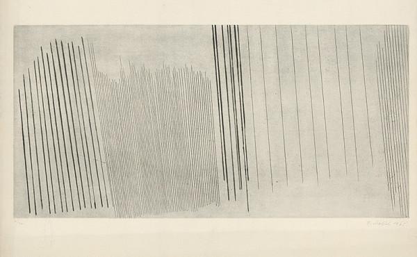 Karel Malich – Grafický list