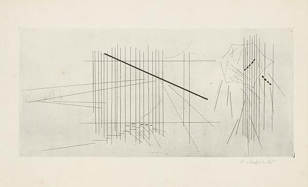 Karel Malich – Grafický list 1.0