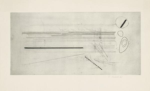 Karel Malich – Grafický list 2.0