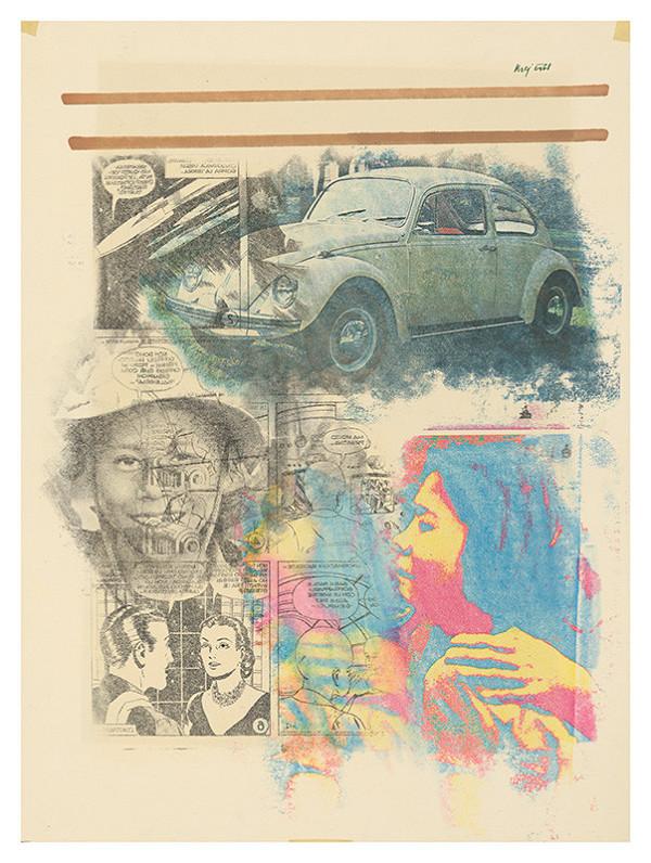 Jan Krejčí – Kresba 1968