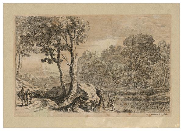 Herman van Swanevelt - Pri rieke