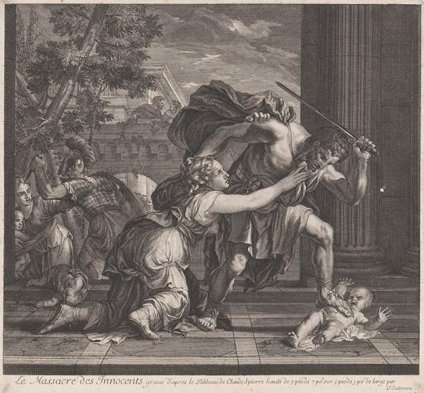 Jacobus Coelemans, Claude Spierre – Vraždenie neviniatok
