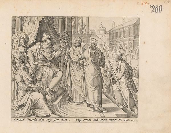 Claes Jansz. Visscher - Herodes