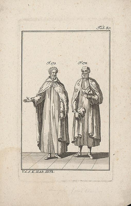Západoeurópsky autor z 18. storočia – Kresťanskí učenci -mnísi