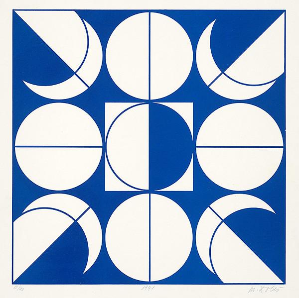 Milan Dobeš – Modrá variácia II.
