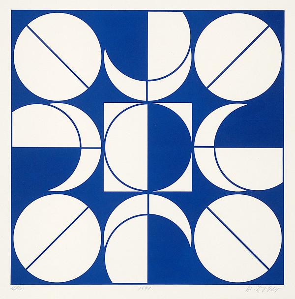 Milan Dobeš – Modrá variácia III.