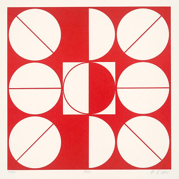 Milan Dobeš – Červená variácia I.