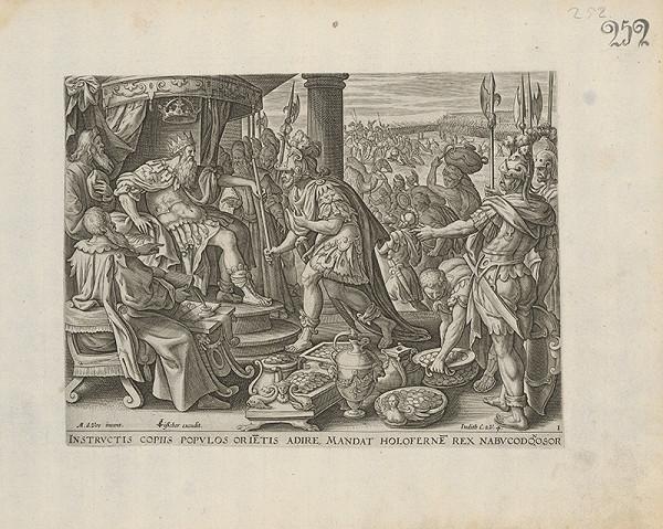 Claes Jansz. Visscher, Maarten de Vos st. - Judith C.2.V.4