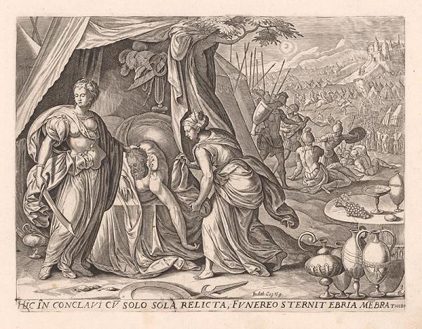 Claes Jansz. Visscher - Judith. C. 13.v. 9.