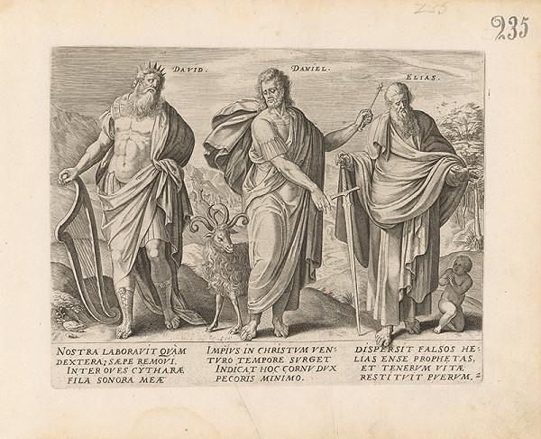 Claes Jansz. Visscher - David Daniel Elias