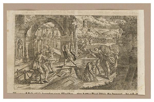 Adam Ludwig Wirsing – Otvorenie hrobu