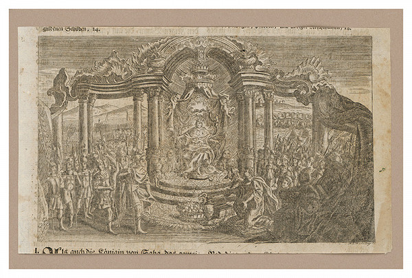 Adam Ludwig Wirsing – Kráľ Šalamún
