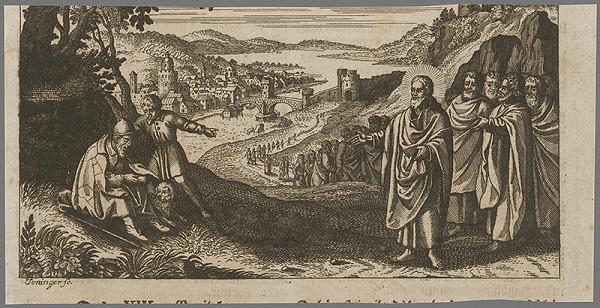 I. A. Joninger - Kristus a žobrák