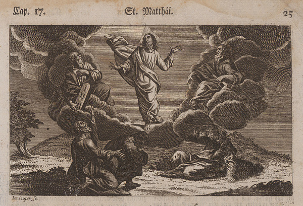 I. A. Joninger - Kristus sa zjavuje apoštolom