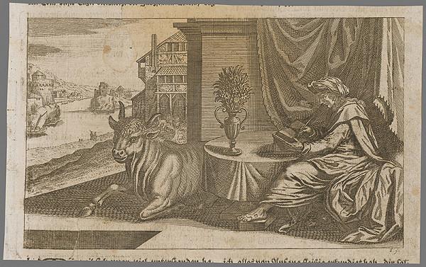 I. A. Joninger – Svätý Matúš