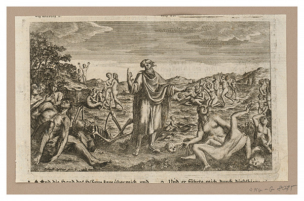 Johann Sebastian Leitner – Prorok