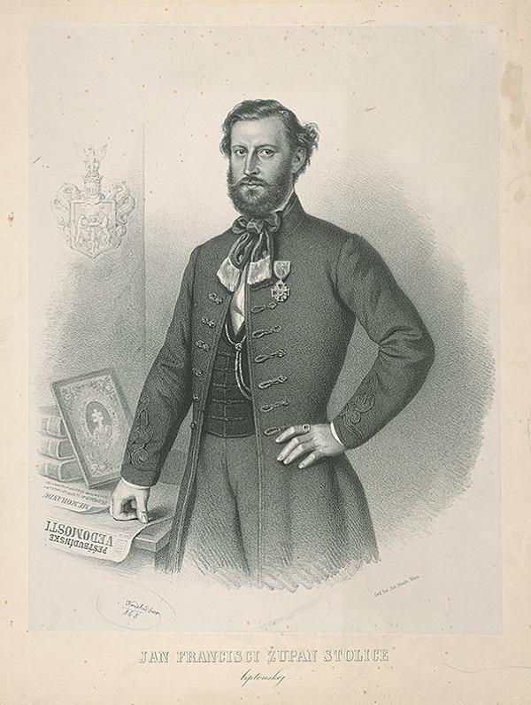Joseph Kriehuber - Ján Francisci