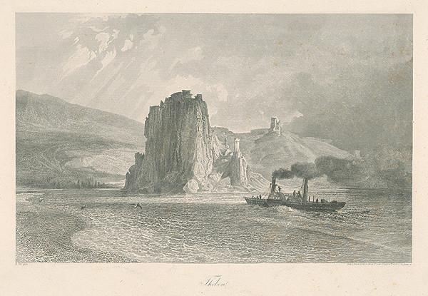 Johann Richter, Rudolf Alt – Devín