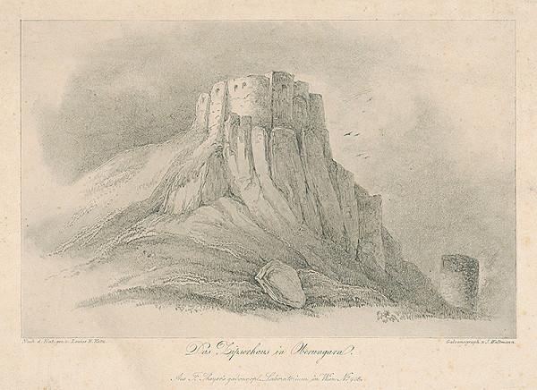 Jacob Waltmann, Louis B. Kotz - Spišský hrad