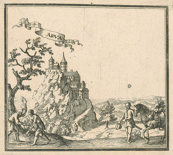 Stredoeurópsky autor zo 17. storočia – Orava