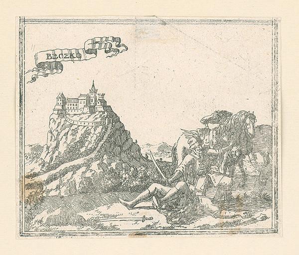 Stredoeurópsky autor zo 17. storočia - Beckov