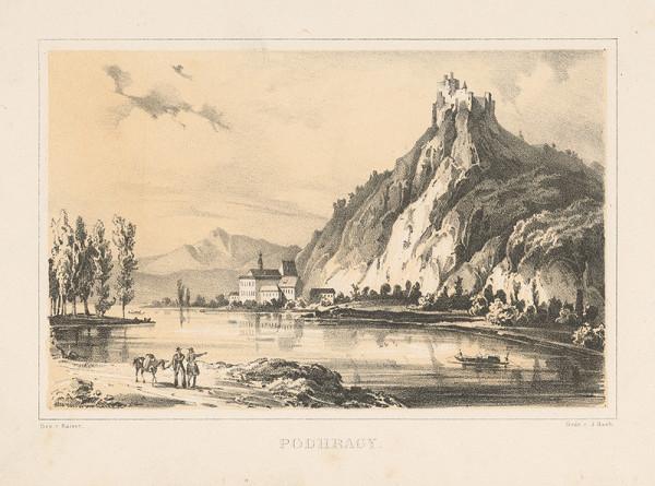 Anton Kaiser, Wilhelm Friedrich Schlotterbeck, Joseph Fischer - Považské Podhradie