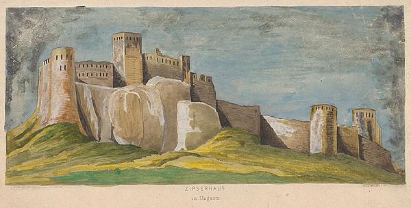 Václav Merklas, Louis B. Kotz - Spišský hrad