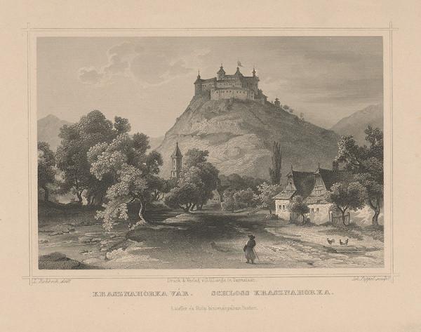 Ludwig Rohbock, Johann Gabriel Friedrich Poppel – Krásna Hôrka