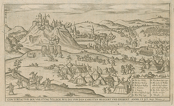 Rakúsky autor zo 16. storočia - Fiľakovo