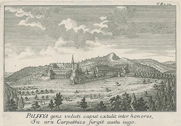 Stredoeurópsky autor z 18. storočia – Červený Kameň
