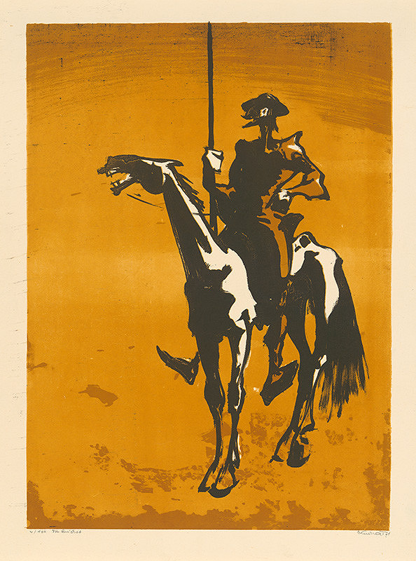 František Kudláč - Don Quijote