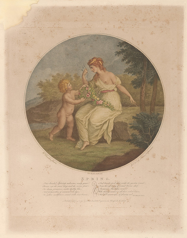 Georg Siegmund Facius, Mme Hamilton, Joh.Gottlieb - Jar