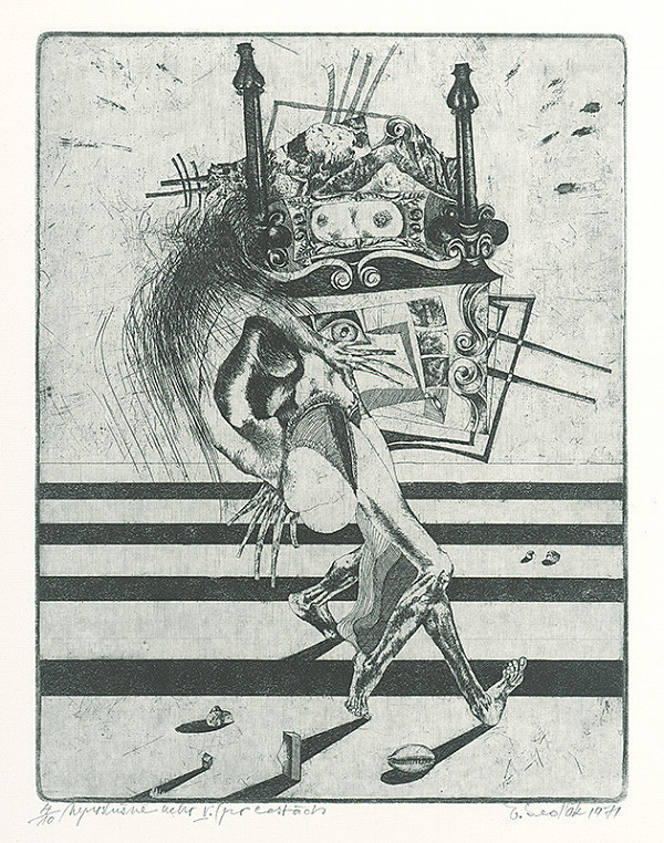 Emil Sedlák – Neposlušné ucho V.