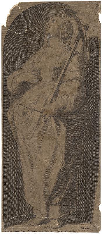 Hendrick Goltzius - Alegória nádeje