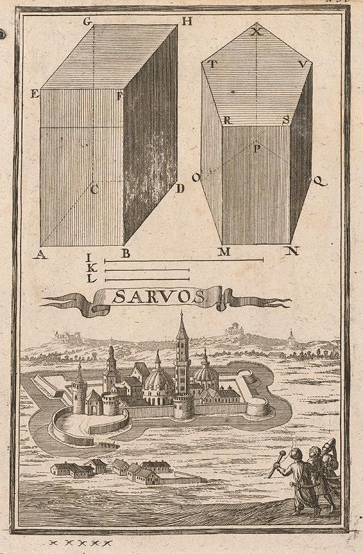 Gabriel Bodenehr st. - Sarvos