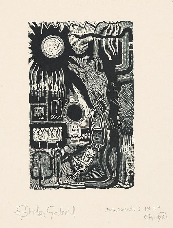 Gabriel Štrba st. – Pocta básnikovi L.N. I.