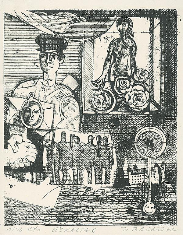 Jozef Baláž – Úskalie 6.