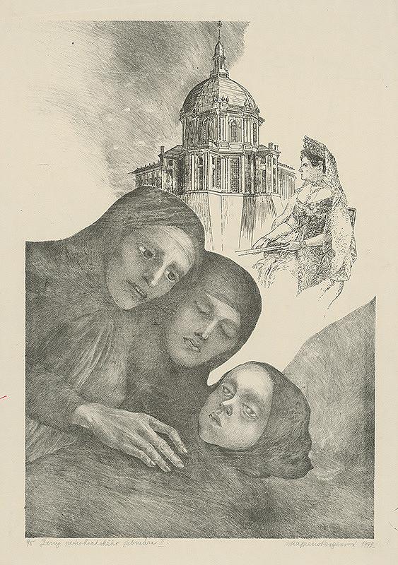 Naďa Rappensbergerová-Jankovičová – Ženy petrohradského februára II.