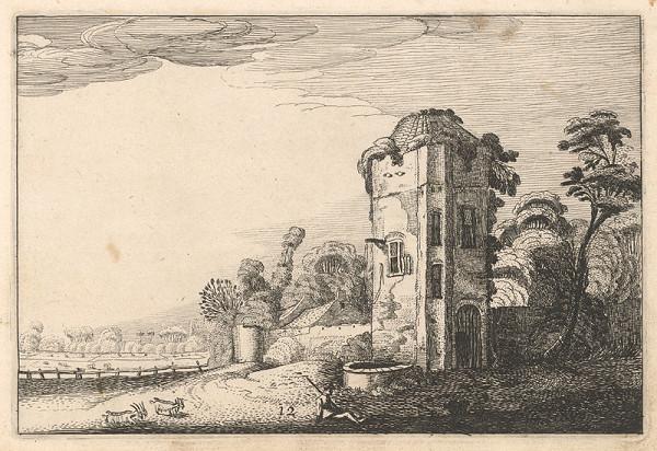 Jan van de Velde ml., Claes Jansz. Visscher – 12.list z albumu